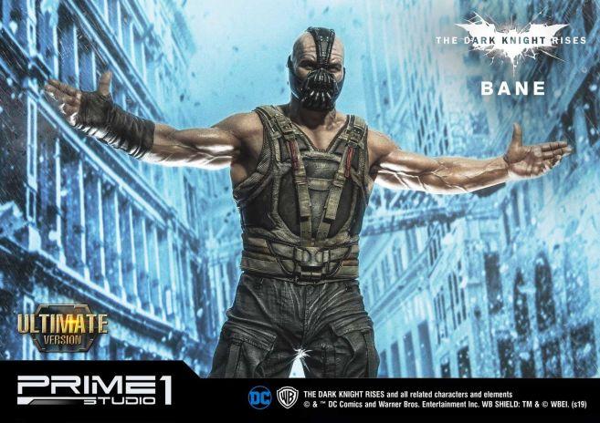 Prime 1 Studio - Dark Knight Rises - Bane - Statue - 10