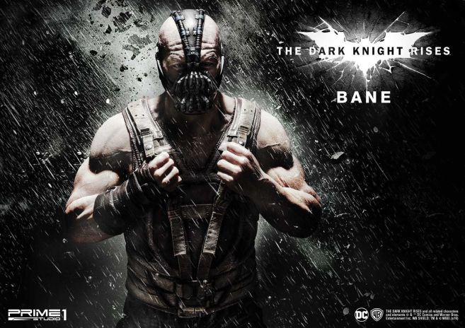 Prime 1 Studio - Dark Knight Rises - Bane - Statue - 14