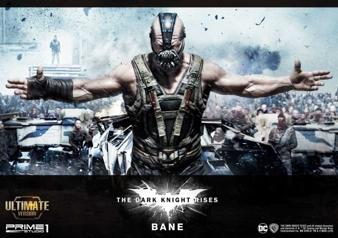 Prime 1 Studio - Dark Knight Rises - Bane - Statue - 15