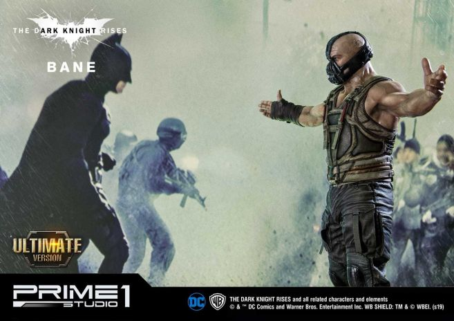 Prime 1 Studio - Dark Knight Rises - Bane - Statue - 18