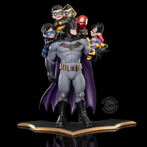 QMX - Batman - Batman Family - 01