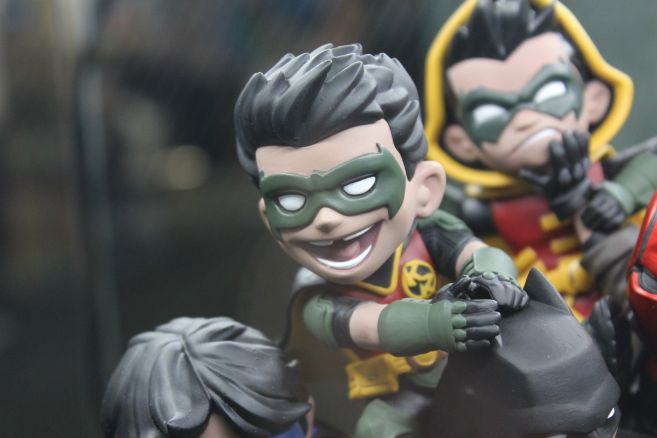 QMx - Toy Fair 2019 - Batman Family Q-Master Diorama - 05