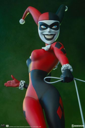 Sideshow - Batman the Animated Series - Harley with Hyenas - 06