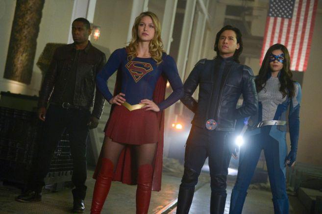 Supergirl - Season 4 - Ep 13 - 14