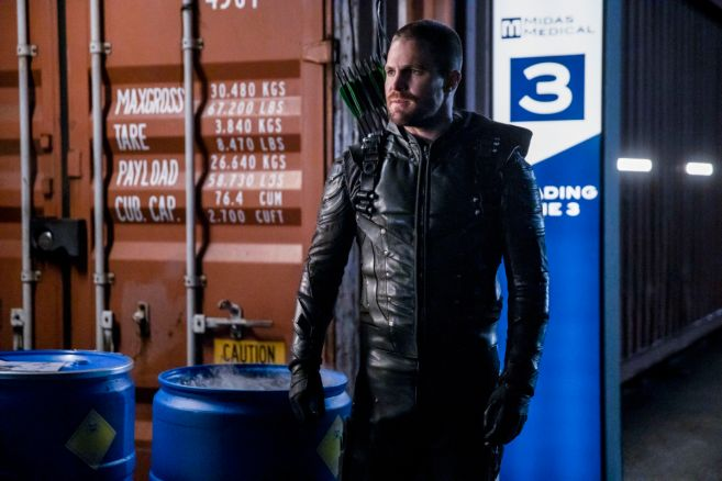 Arrow - Season 7 - Ep 15 - 08