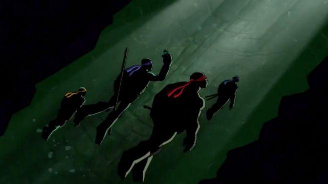 Batman vs TMNT - Trailer 1 - 12