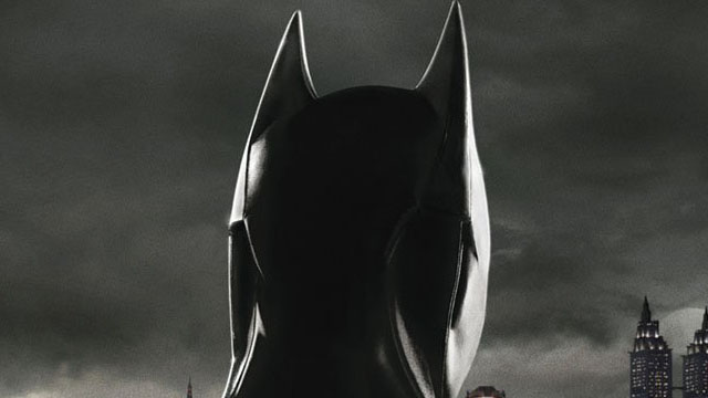 GOTHAM Final Episode Poster Reveals BATMAN