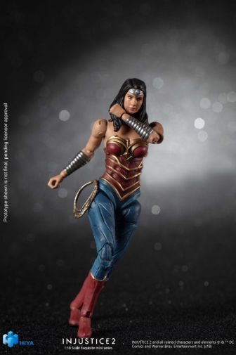 Hiya Toys - Injustice 2 - Wonder Woman - 04