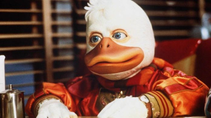Howard the Duck movie - 01