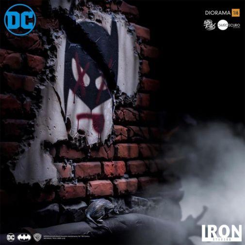 Iron Studios - Batman - Batman cs Joker Battle Diorama - 04