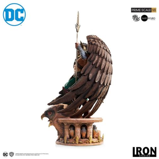 Iron Studios - DC Comics - Hawkman - Closed Wings - 14