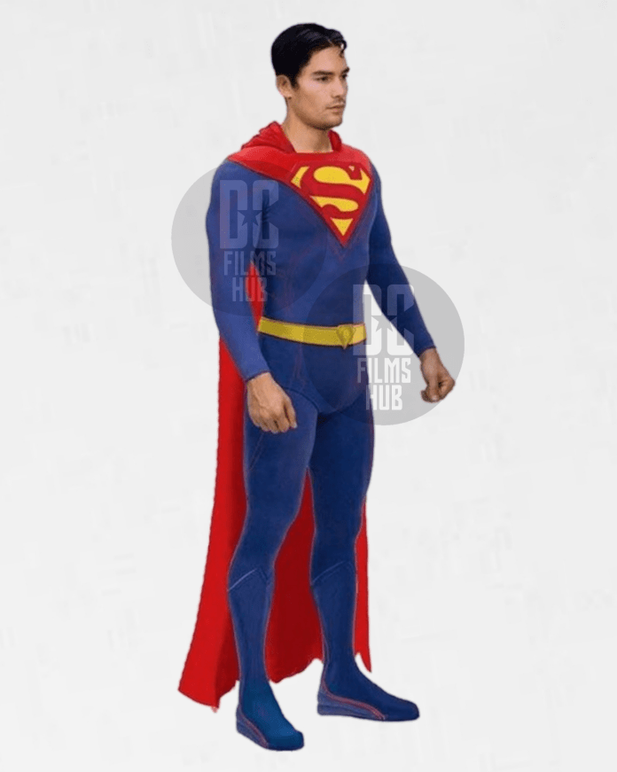 Justice League Mortal - Superman - DJ Cortana - DC FIlms Hub - 01