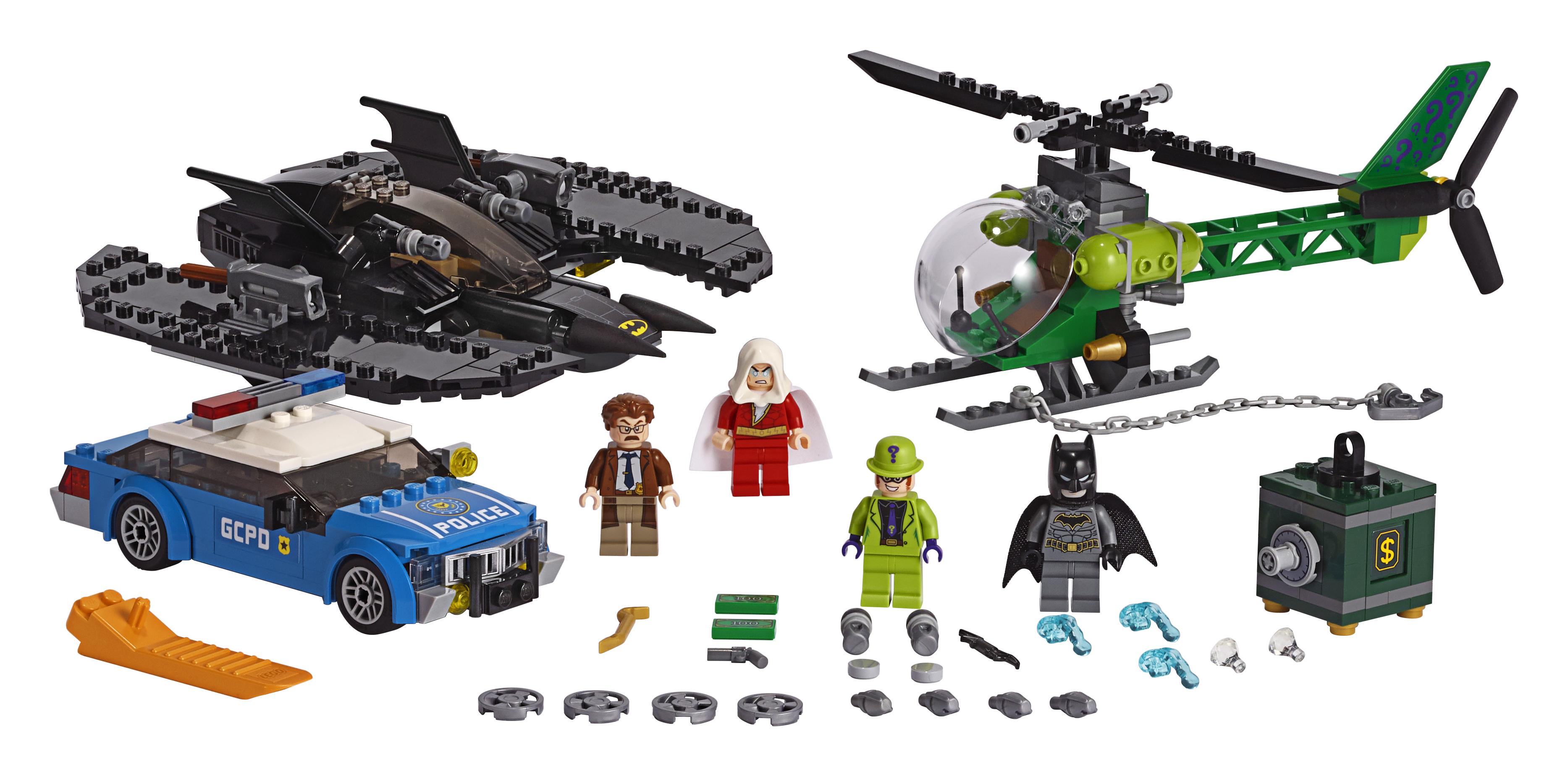 LEGO announces new sets for Batman's 80th Anniversary | Batman News