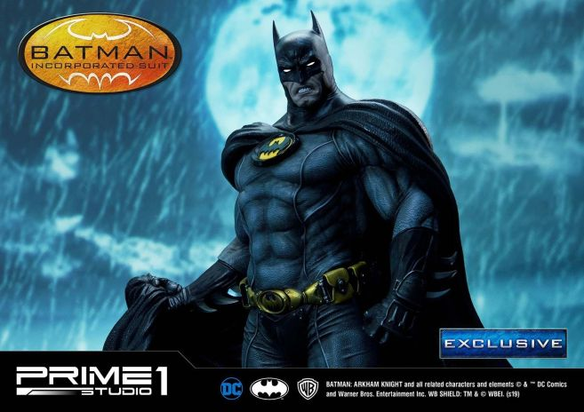 Prime 1 Studio - Batman Arkham Knight - Batman Incorporated Suit - 04