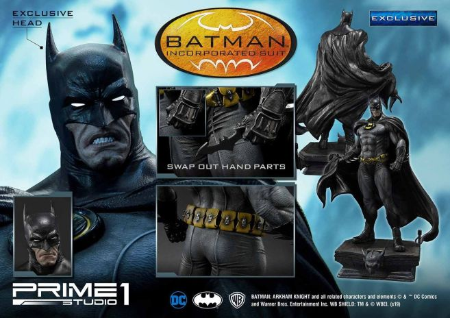 Prime 1 Studio - Batman Arkham Knight - Batman Incorporated Suit - 05