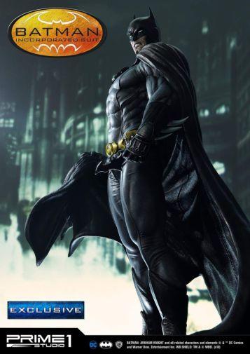 Prime 1 Studio - Batman Arkham Knight - Batman Incorporated Suit - 14