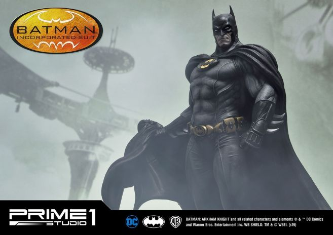 Prime 1 Studio - Batman Arkham Knight - Batman Incorporated Suit - 34