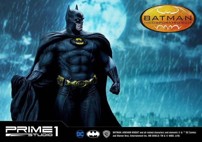 Prime 1 Studio - Batman Arkham Knight - Batman Incorporated Suit - 36
