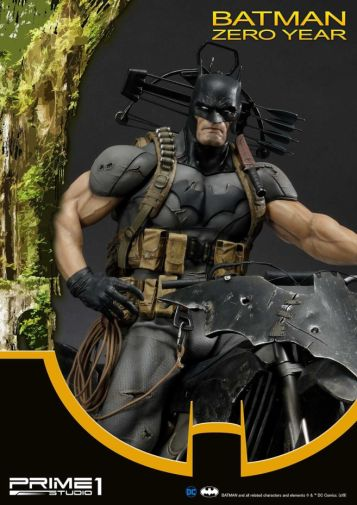 Prime 1 Studio - Batman Zero Year - 01