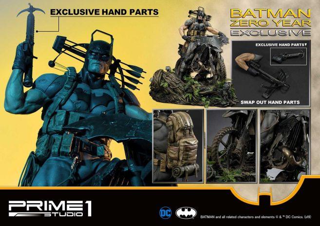 Prime 1 Studio - Batman Zero Year - 04