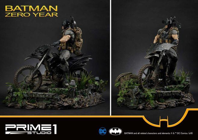 Prime 1 Studio - Batman Zero Year - 08