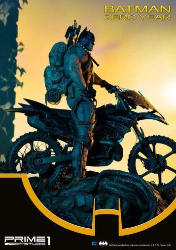 Prime 1 Studio - Batman Zero Year - 09