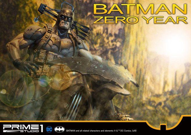 Prime 1 Studio - Batman Zero Year - 10