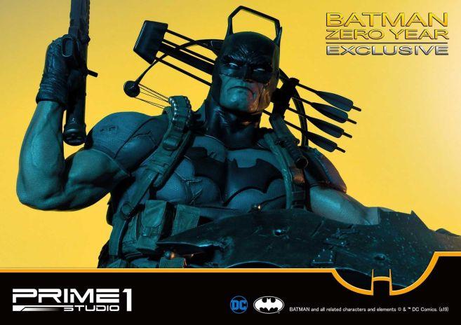 Prime 1 Studio - Batman Zero Year - 18
