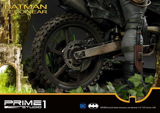Prime 1 Studio - Batman Zero Year - 28