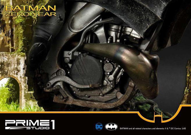 Prime 1 Studio - Batman Zero Year - 35