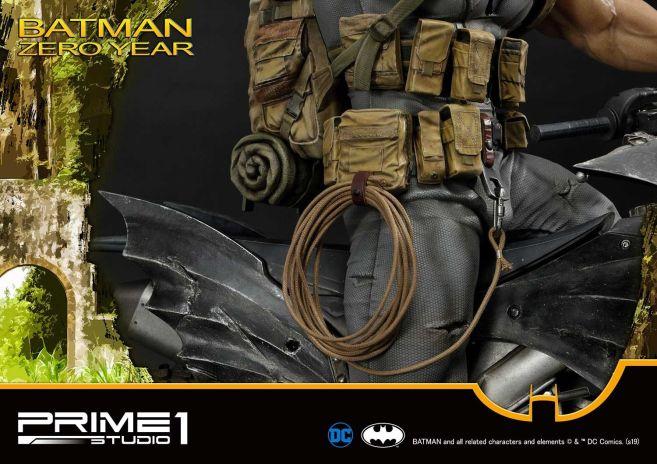 Prime 1 Studio - Batman Zero Year - 39
