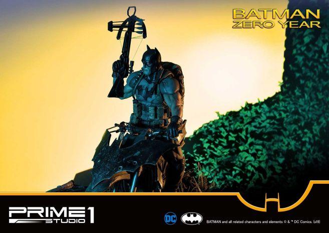 Prime 1 Studio - Batman Zero Year - 45