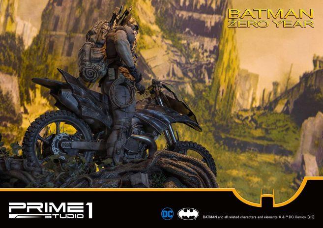 Prime 1 Studio - Batman Zero Year - 51