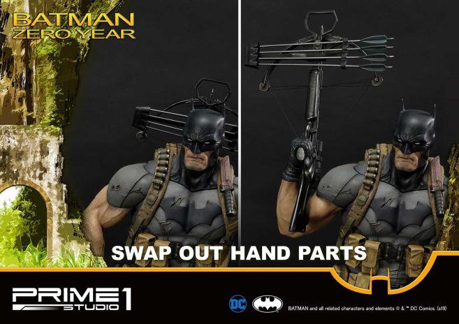 Prime 1 Studio - Batman Zero Year - 60