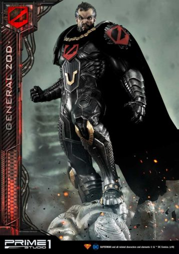 Prime 1 Studio - Superman - General Zod - 01