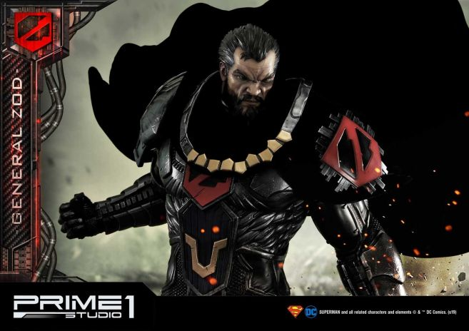 Prime 1 Studio - Superman - General Zod - 09