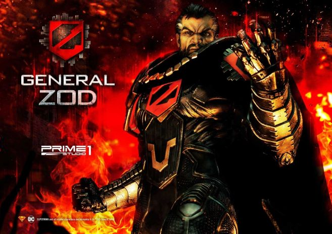 Prime 1 Studio - Superman - General Zod - 10