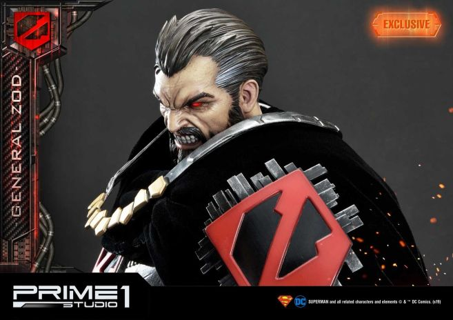 Prime 1 Studio - Superman - General Zod - 27