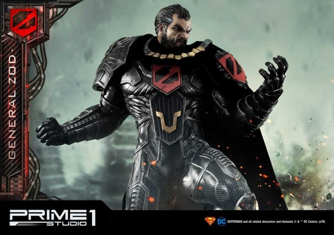 Prime 1 Studio - Superman - General Zod - 49