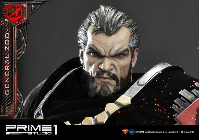 Prime 1 Studio - Superman - General Zod - 53