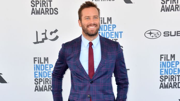 Shutterstock - Armie Hammer - Featureflash Photo Agency