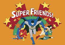 Super Friends logo