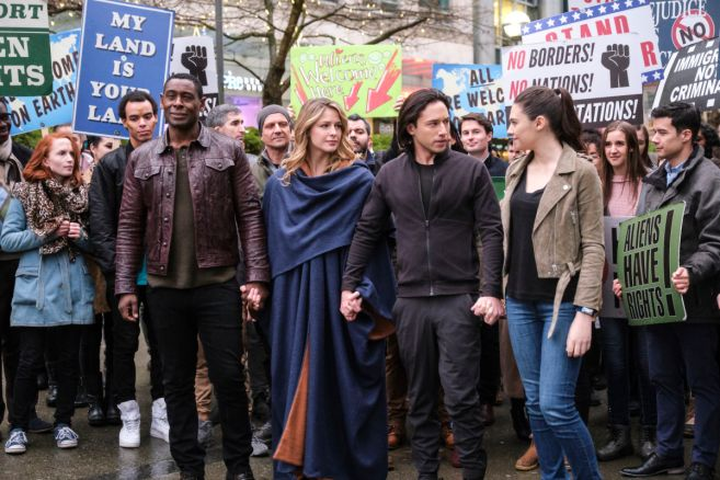 Supergirl - Season 4 - Ep 14 - 16