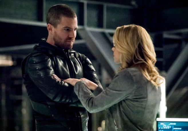 Arrow - Season 7 - Ep 19 - 01