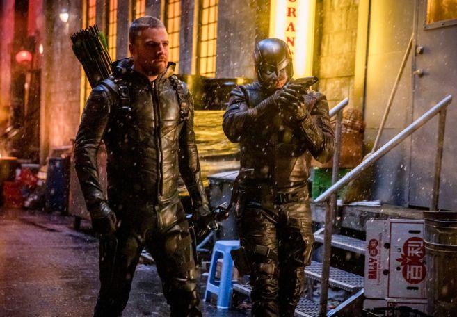 Arrow - Season 7 - Ep 19 - 20