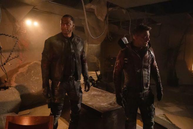 Arrow - Season 7 - Ep 21 - 07