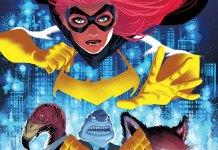 Batgirl #34 review