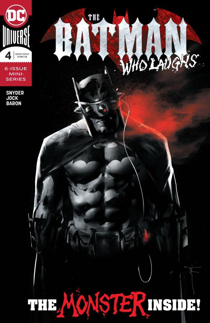 The Batman Who Laughs #4 review   Batman News