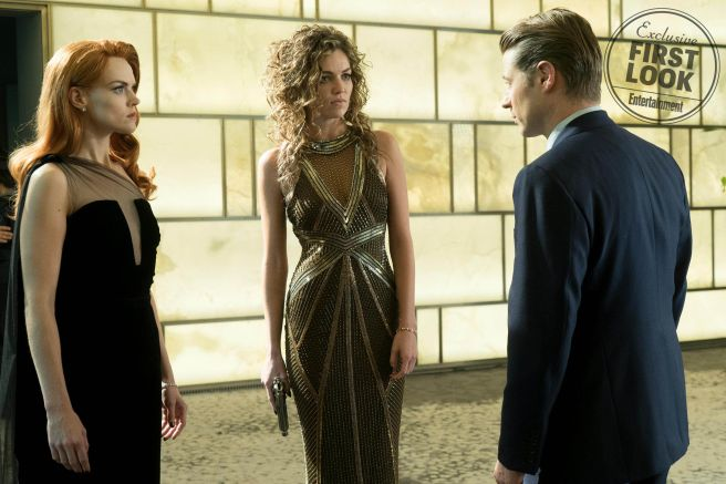 Gotham - Season 5 - Ep 12 - Selina First Look - 02