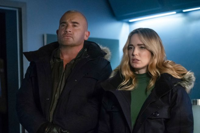 Legends of Tomorrow - Season 4 - Ep 14 - 08